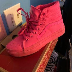 Vans Shoes - Girls shoes